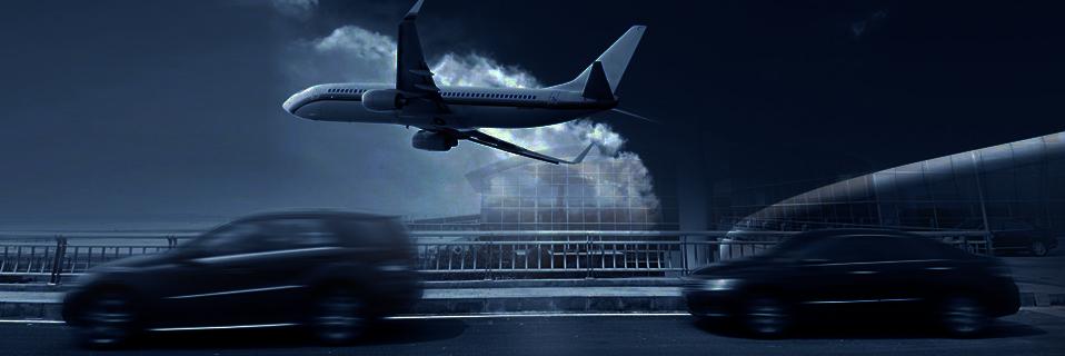 Taxi en luchthavenvervoer